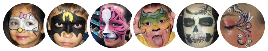Face Painting company in Edmonton