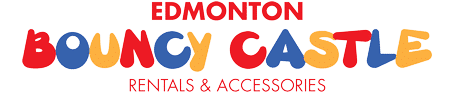 Edmonton Bouncy Castle Logo