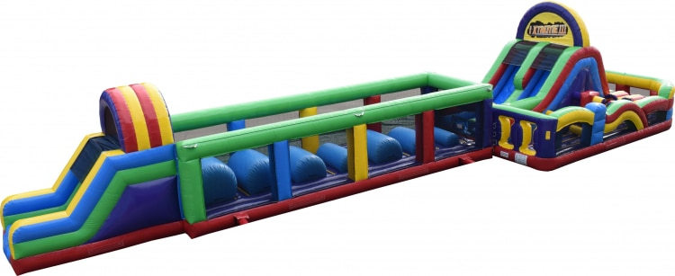 81ft Xtreme Warrior Jump Obstacle Course