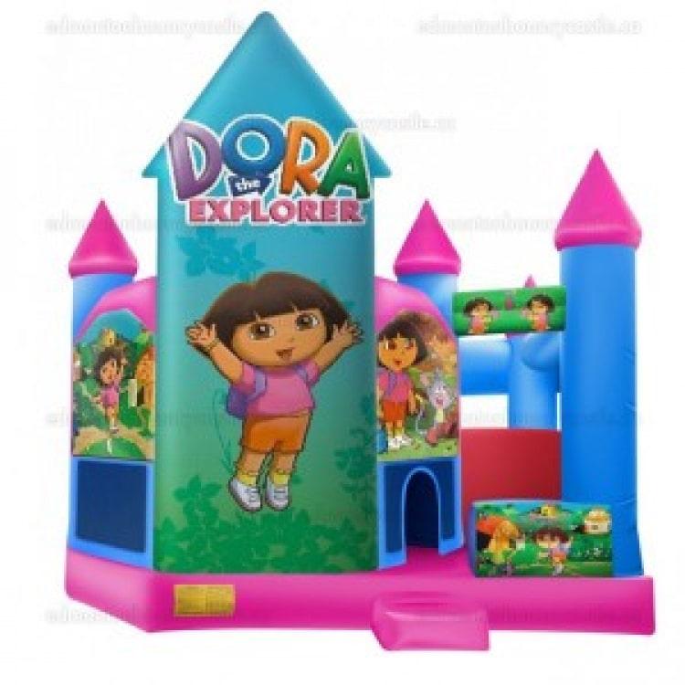 Dora Castle & Slide