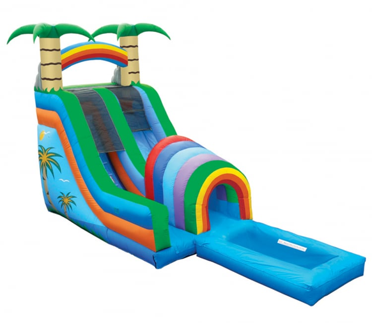 Inflatable Water Ride Rentals