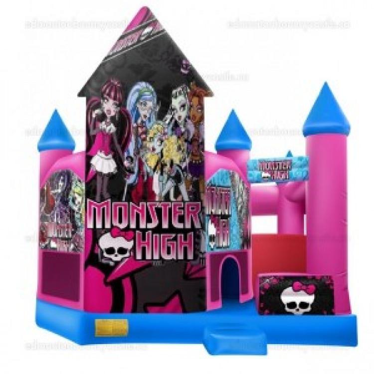 Monster High Castle & Slide