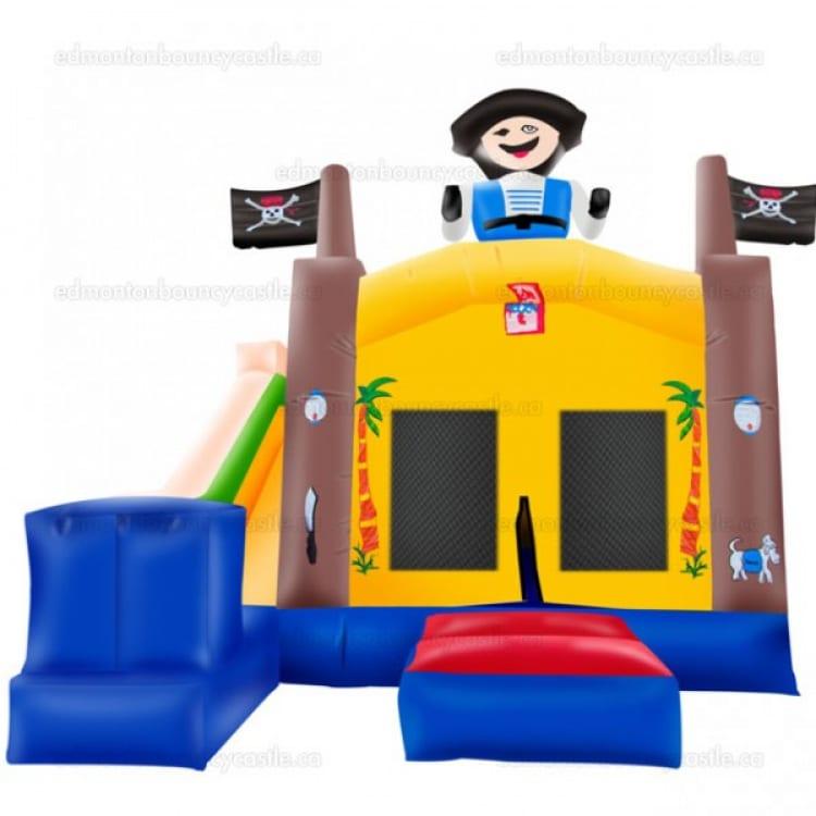 Pirate Castle & Slide