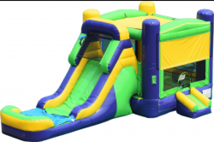Radical Castle & Slide