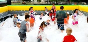 Edmonton Foam Party Rentals