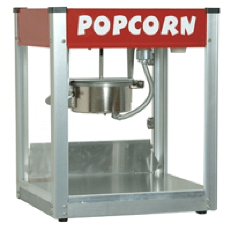 Popcorn Machine 8 oz Commercial