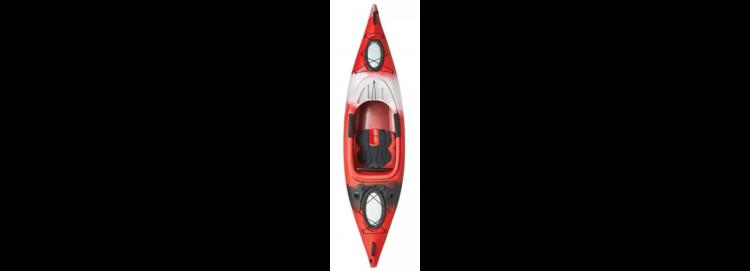 Evoke Muskoka Sit-In Rotomolded Kayak, 10-ft