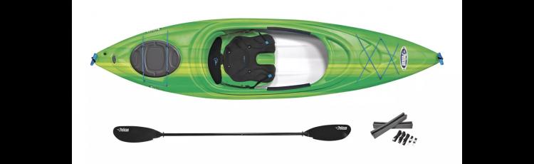 Pelican Magna 100 Packaged Kayak