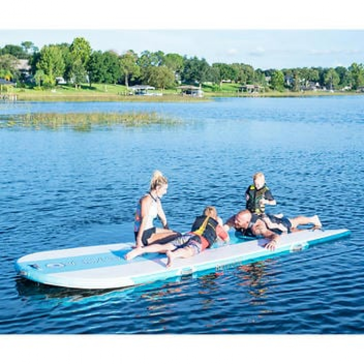 Family Sized Paddle Board